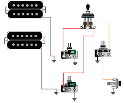Guitar Wiring Tips Tricks Schematics